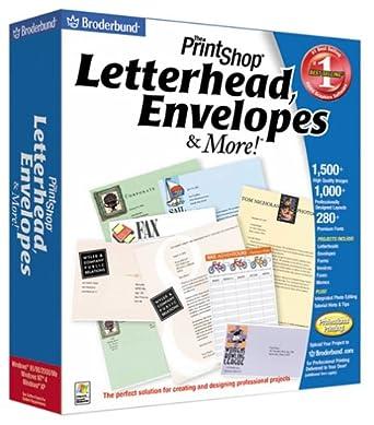 The Print Shop Letterheads & More