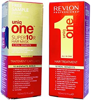 Uniq One All in One Hair Treatment (2 Pack)  5.1 oz, w/