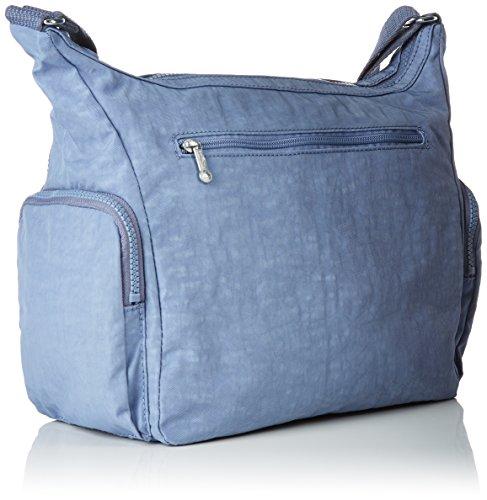 Gabbie bandolera Kipling Mujer Blue C Timid Bolsos Azul dEqq7rRw