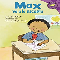 Max va a la escuela (Max Goes to School)