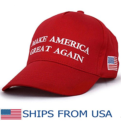 Donald Trump Make America Great Again Hats-red