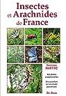 Insectes et Arachnides de France par Martiré