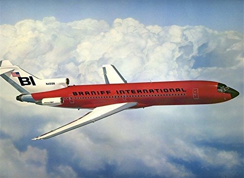 braniff-international-jellybean-red-boeing-727-picture-by-robert-l-smith