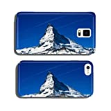 Matterhorn peak, logo of Toblerone chocolate, located at Gornerg cell phone cover case iPhone6