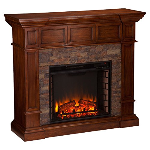 Southern Enterprises Merrimack Convertible Fireplace product image