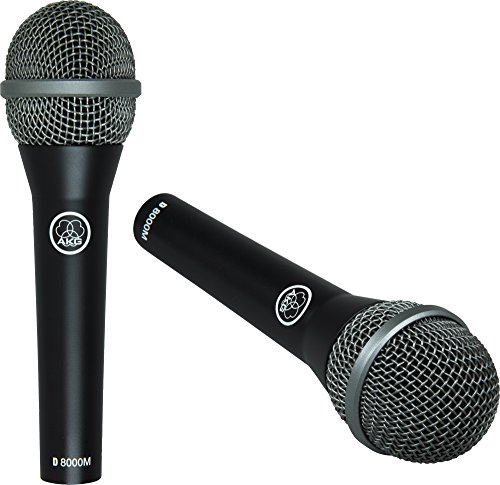 AKG D 8000M Buy One Get One ()