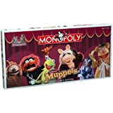 Muppets Collectors Edition Monopoly Board Game