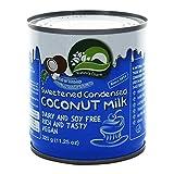 Kyпить Nature's Charm Sweetned Condensed Coconut Milk, 11.25 Oz. (Pack of 4) на Amazon.com