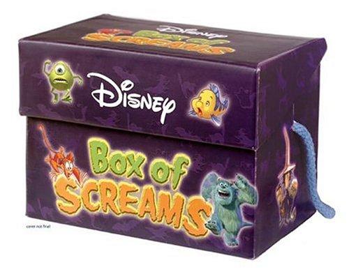 Disney Box of Screams Boxed