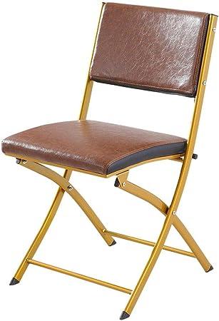Wenzhihua Chaise Pliante de Salon Chaise Pliante Seat Party