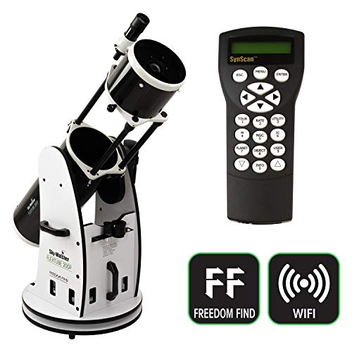 SkyWatcher S11800 GoTo Collapsible Dobsonian 8 اینچ (سفید)