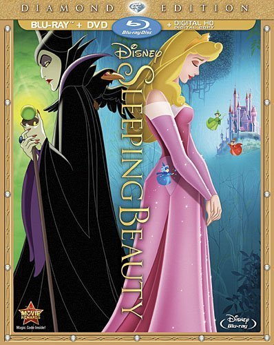 Sleeping Beauty: Diamond Edition (2-Disc Blu-ray + DVD + Digital HD) by Walt Disney Studios Home Entertainment