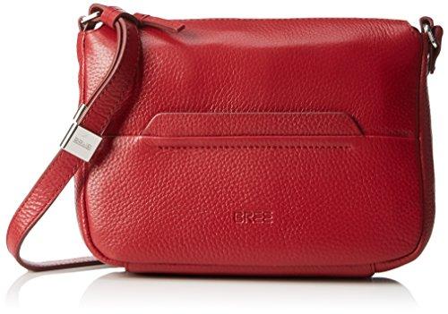 Bree Faro 1 - Bolso bandolera Mujer Rojo (Brick Red 160)
