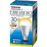 東芝LED電球 一般電球形5.6W LDA6L-H  口金直径26mm