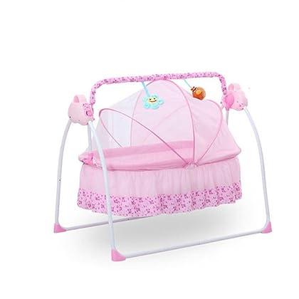 Baby Cradles By Feiuruhf,Baby Cradles Bed Electric Baby Crib Cradle Auto  Rocking Chair Newborns ...