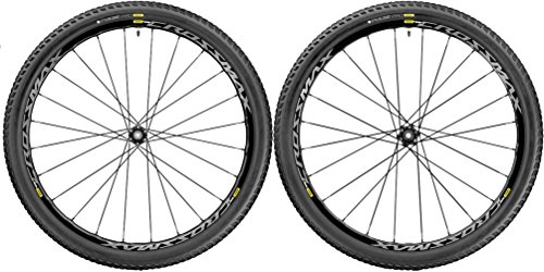 Mavic 2017 Crossmax Elite Cross Country WTS Mountain Bicycle Wheelset (Black - Pair - 27.5 x 2.25)