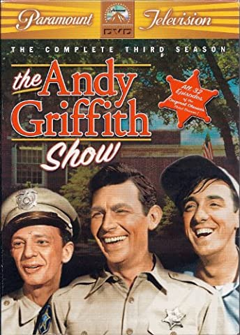 The Andy Griffith Show: The Complete Third Season (Andy Griffith Third Season)