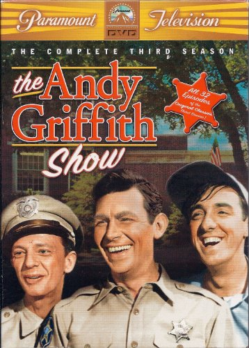 andy griffith show season 3 - 6