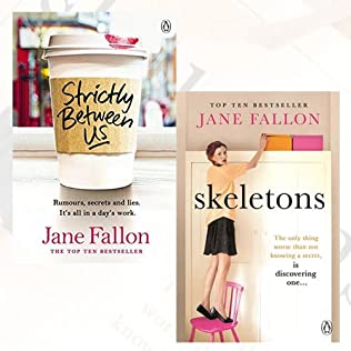 book cover of Strictly Between Us / Skeletons