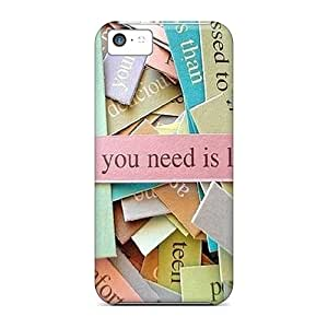 New Fashion Premium Tpu Cases Covers For Iphone 5c -