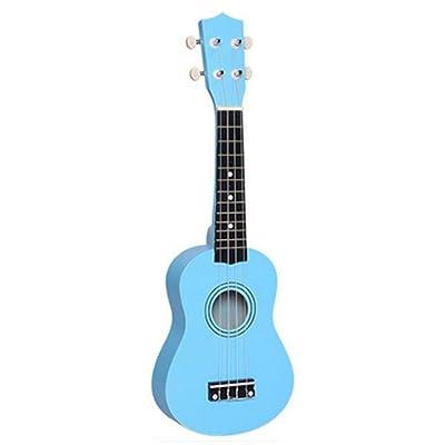 Angleterre Instrument de musique Mini Guitar Education Enfants Toy Lecteur Enfants cadeau - # 5