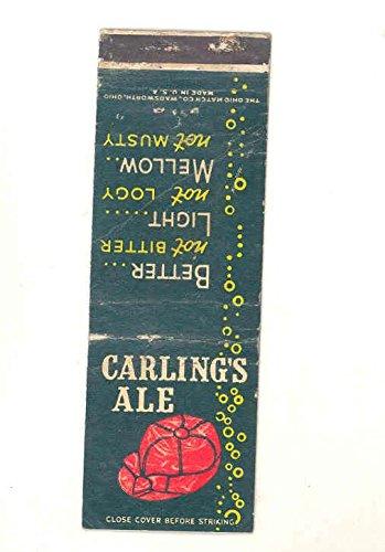 1940-1950s-carlings-ale-beer-matchbook-cover