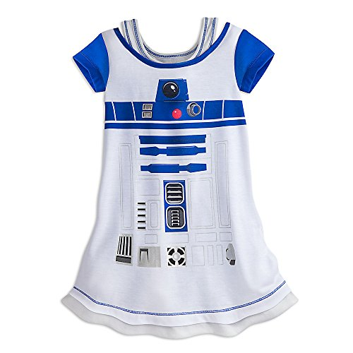 Star Wars R2 D2 Nightshirt Girls
