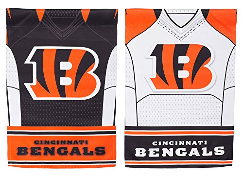 Team Sports America Cincinnati Bengals Double Sided Jersey S