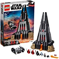 LEGO Star Wars Darth Vaders Castle Building Kit (1060 Pieces)
