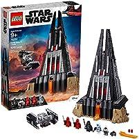 LEGO Star Wars Darth Vader's Castle 75251 Building Kit (1060 Pieces) - (lafabricadelgel.com Exclusive)