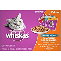 by Whiskas (424)  Buy new: $11.49$4.49 15 used & newfrom$4.49