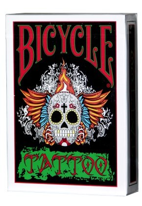 Bicycle Tattoo Deck Playing Cards -