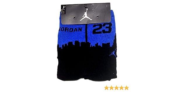 Amazon.com: Boys Jordan Two-Tone 2-Pack High Crew Socks 13C-3Y: Sports & Outdoors