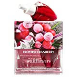 Bath and Body Works Wallflowers 2-pack Refill - Frosted Cranberry (2015 Winter Edition)