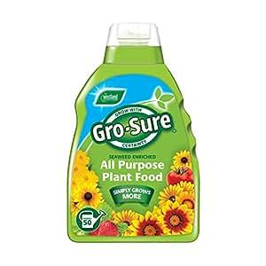 Gro-Sure Todo Propósito Planta de Alimentos 1L