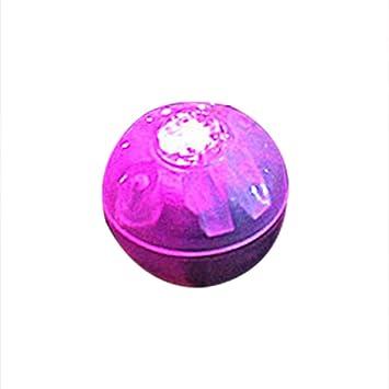 symboat 100 pcs/Lot Redonda Pelota LED Globo Luces Mini Flash ...