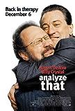 Analyze That Movie Script Screenplay