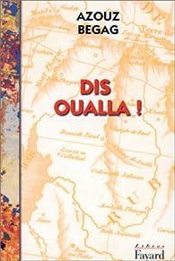 Book's Cover ofDis Oualla !