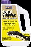 Bonide # 875 4 lb Snake Stopper Repellent Granules - Quantity 8
