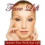 NEW INSTANT FACELIFT AND NECKLIFT FACE NECK LIFT KIT TAPES ANTI AGEING STRIPS (Light Hair) by Facelift trick