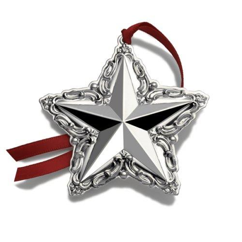Gorham 2008 Chantilly Star Ornament - 1st Edition