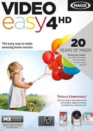 MAGIX Video easy 4 HD [Download]
