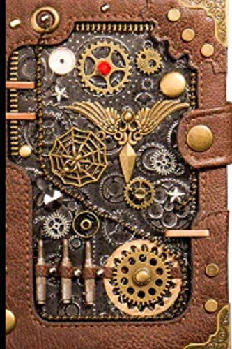 Medieval Notebooks: Steampunk Inspired Notebook or Journal: Great Notebook for School or as a Diary, Lined With More than 100 Pages. Notebook that can serve as a Planne 3