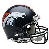 Riddell NFL Denver Broncos Full Size Proline VSR4 Football Helmet
