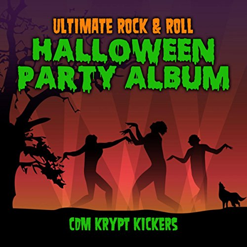 Ultimate Rock & Roll Halloween Party Album