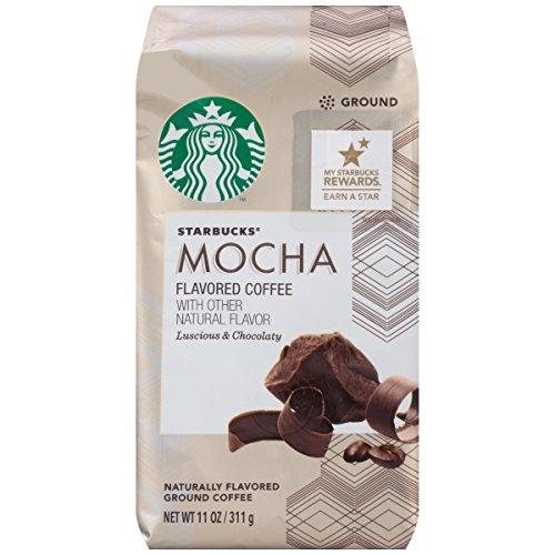 Starbucks Coffee, Turf, Mocha, 11 Oz (Pack of 3)
