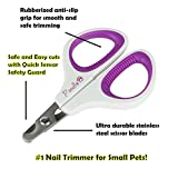 Poodle Pet Cat Nail Trimmer Clipper Scissors for