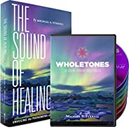 Wholetones: The Healing Frequency Music Project - Book and 7 CD Set