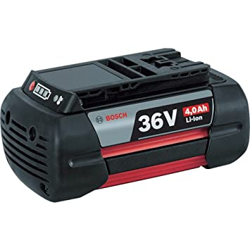 BOSCH 2607336916 - Batería 36V: 4,0Ah: Litio ECP: Amazon.es ...