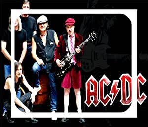 ACDC Mouse Pad (180mm*220mm)JHIU9342398